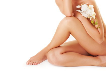 Chemical Peel Treatment on Legs